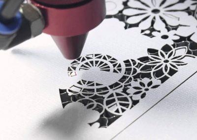 Corte / grabado láser