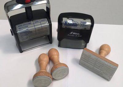 Grabados de polímero